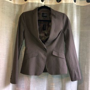 NWT The limited brown blazer